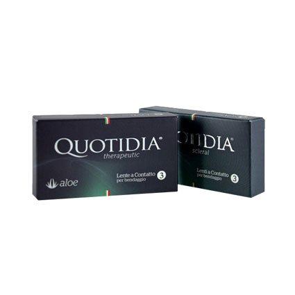 Material de un solo uso para Catarata Quotidia