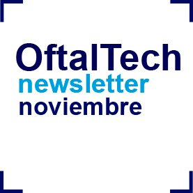 OftalTech Newsletter Noviembre 2018